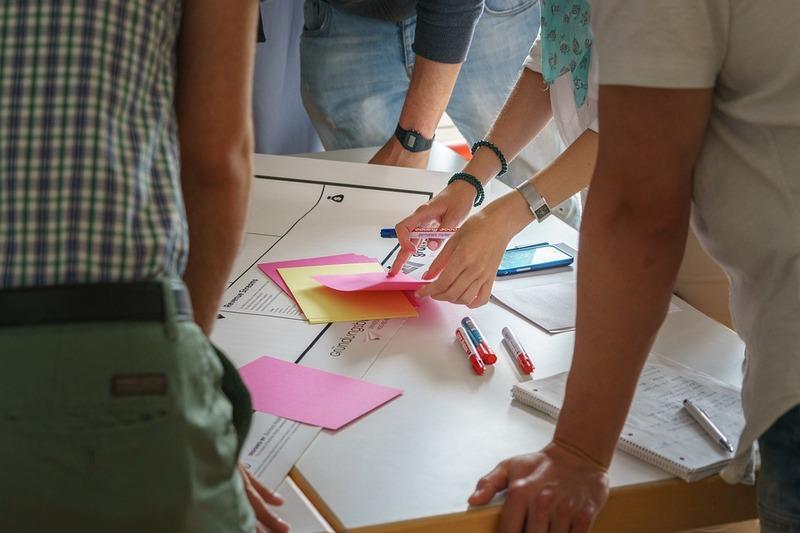 """Warsztaty """"Design Thinking '' Promocja-Targi.pl"""