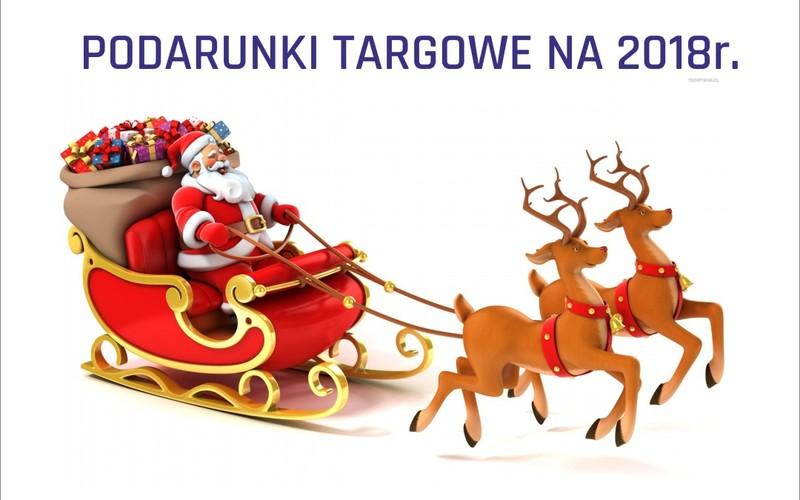 Podarunki targowe na 2018 Promocja-Targi.pl