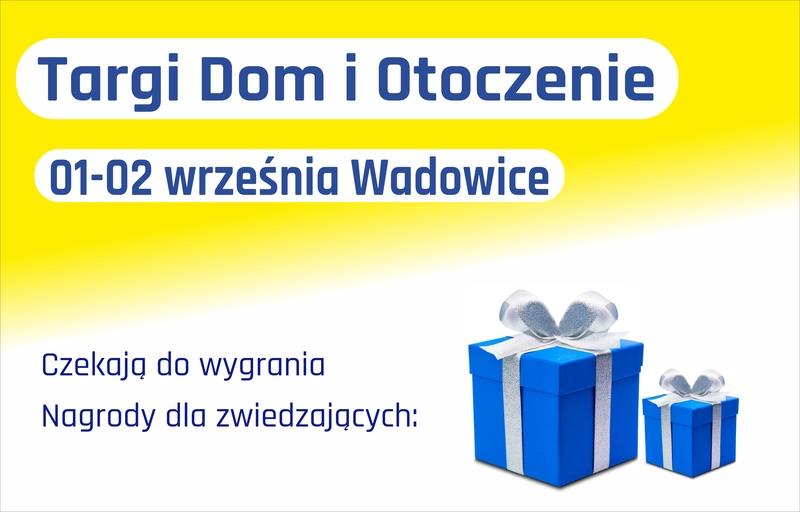 Konkursy, konkursy... Promocja-Targi.pl