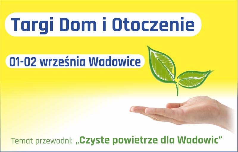 Już w ten weekend w Wadowicach... Promocja-Targi.pl