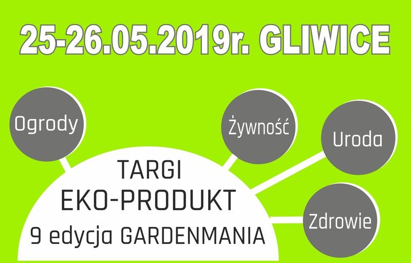Targi EKO-PRODUKT, 9 edycja Targów GARDENMANIA- zgłoś swój udział Promocja-Targi.pl
