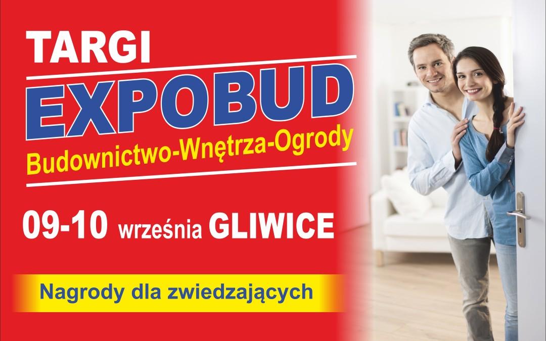 Targi EXPOBUD GLIWICE 09-10.09 BUDOWNICTWO-WNĘTRZA Promocja-Targi.pl