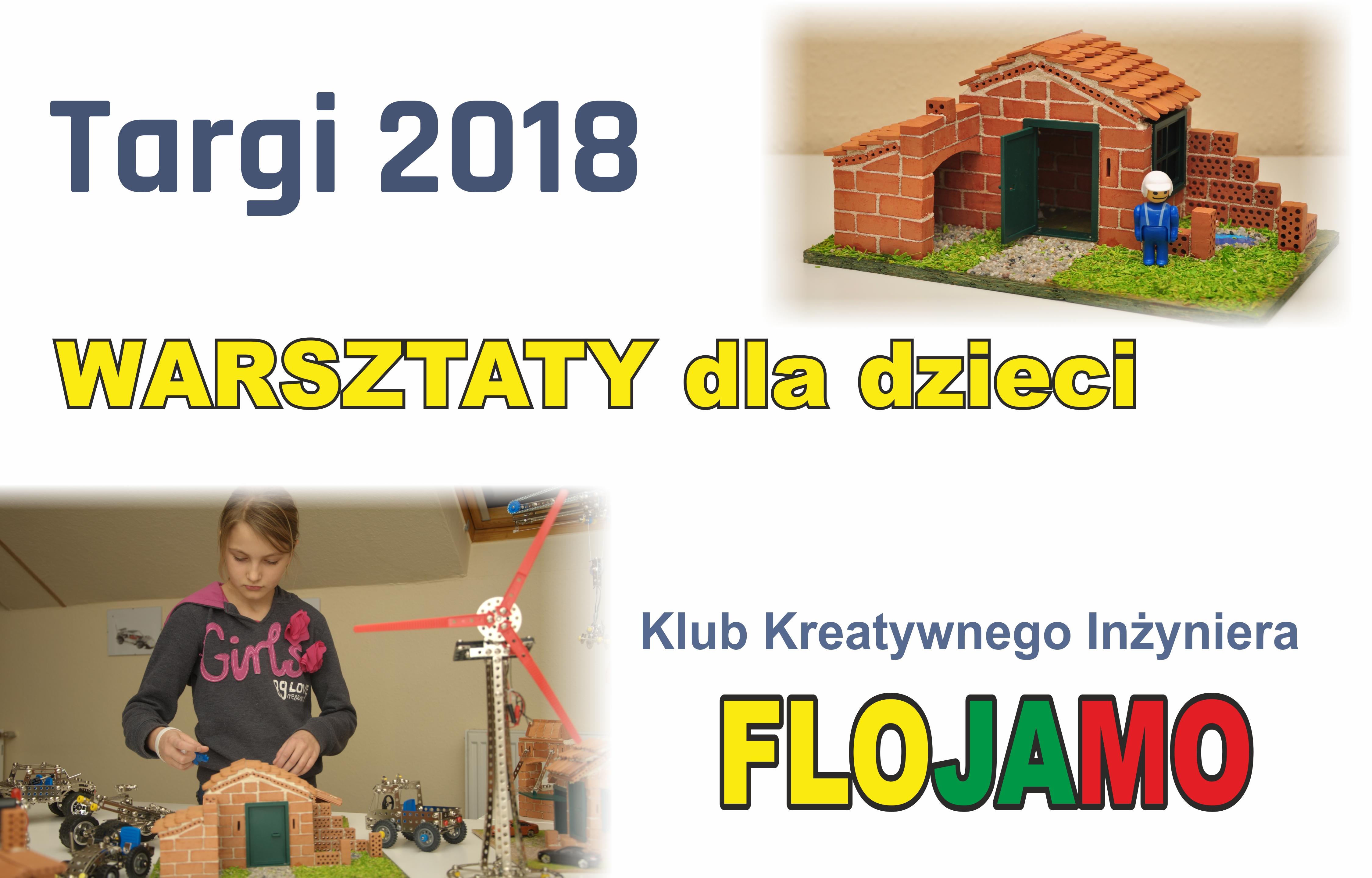 Klub Kreatywnego Inżyniera FLOJAMO Promocja-Targi.pl