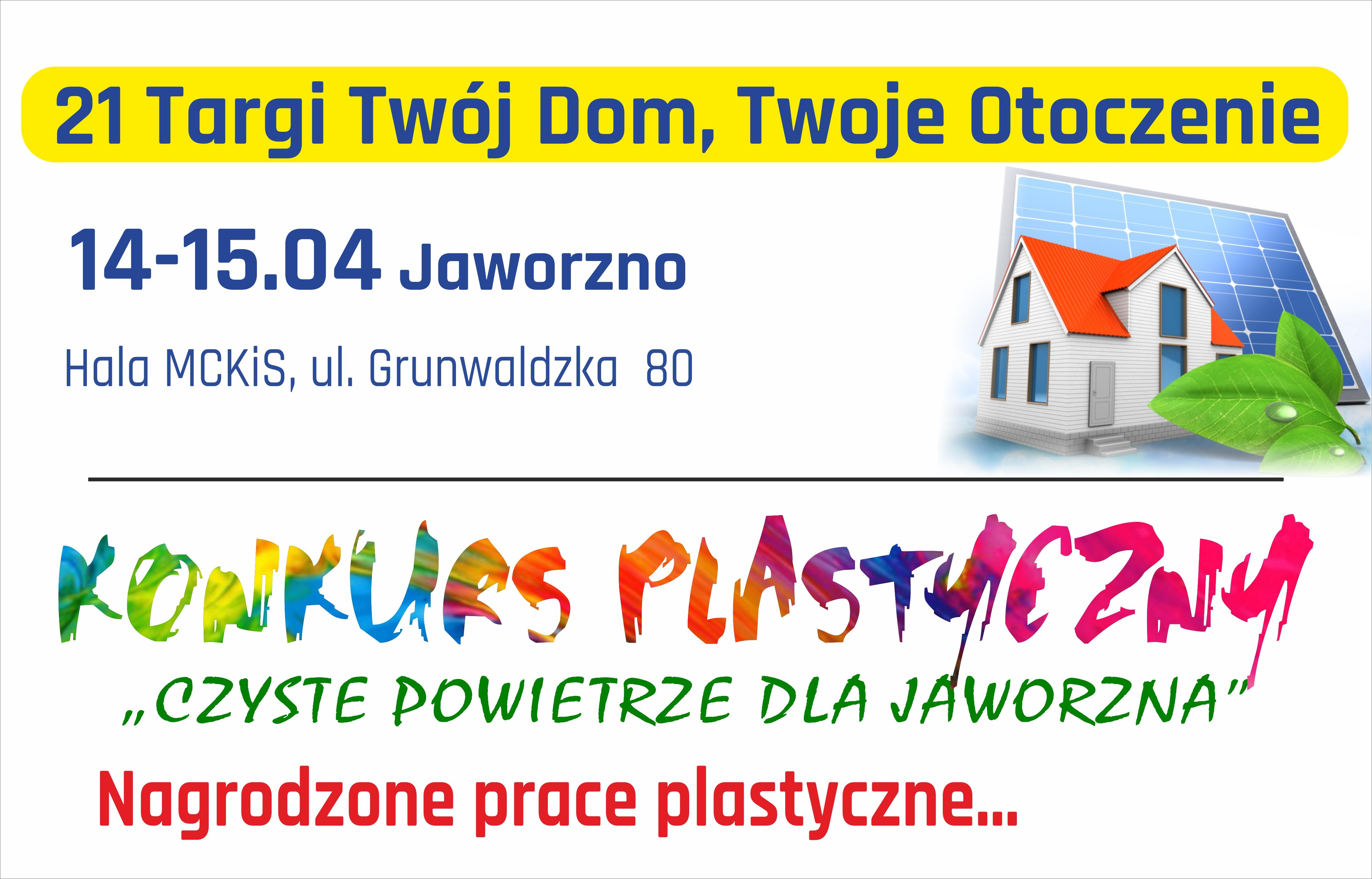 Wyniki konkursu plastycznego... Promocja-Targi.pl