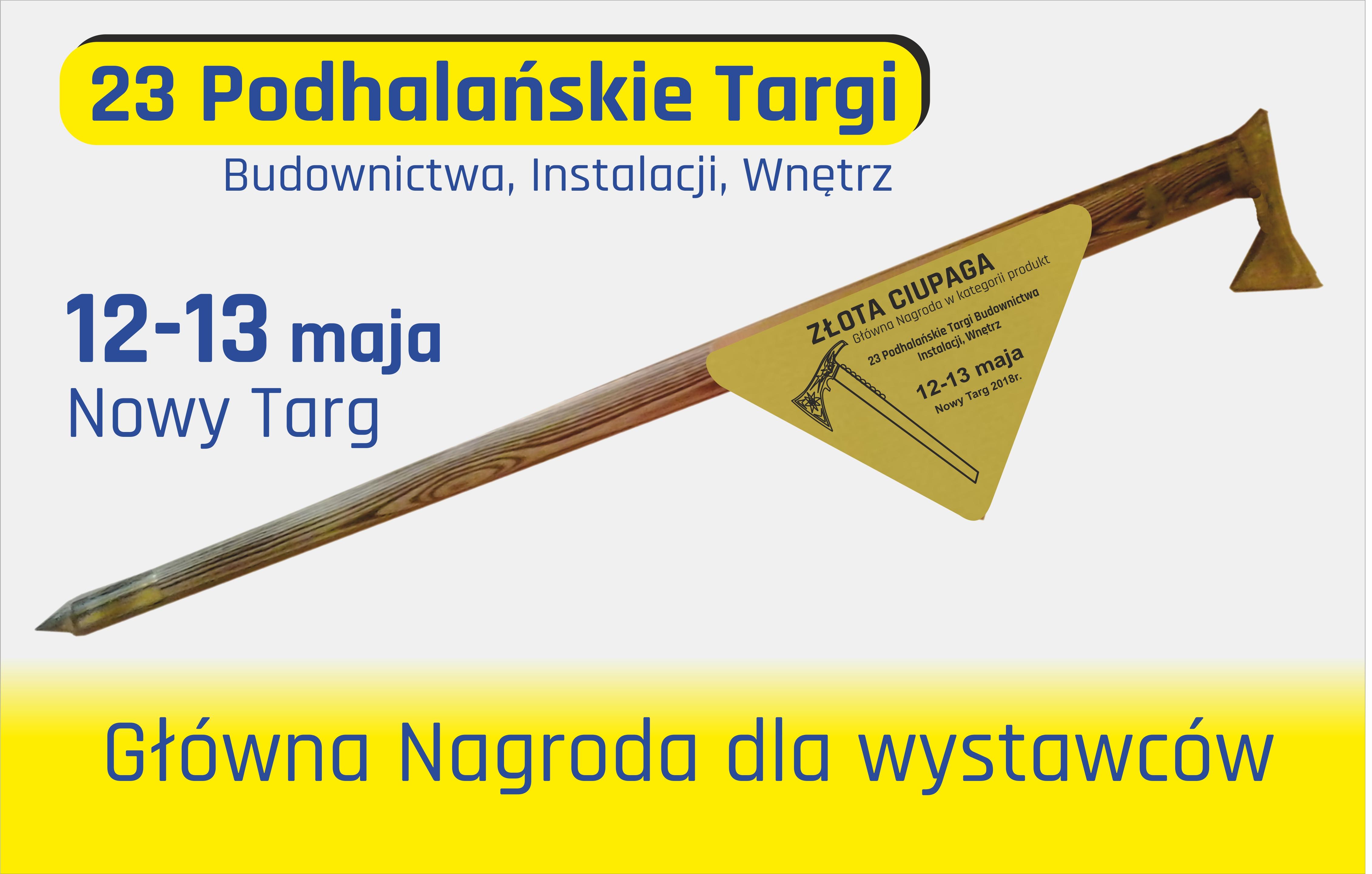 Ciupagi dla najlepszych! Promocja-Targi.pl