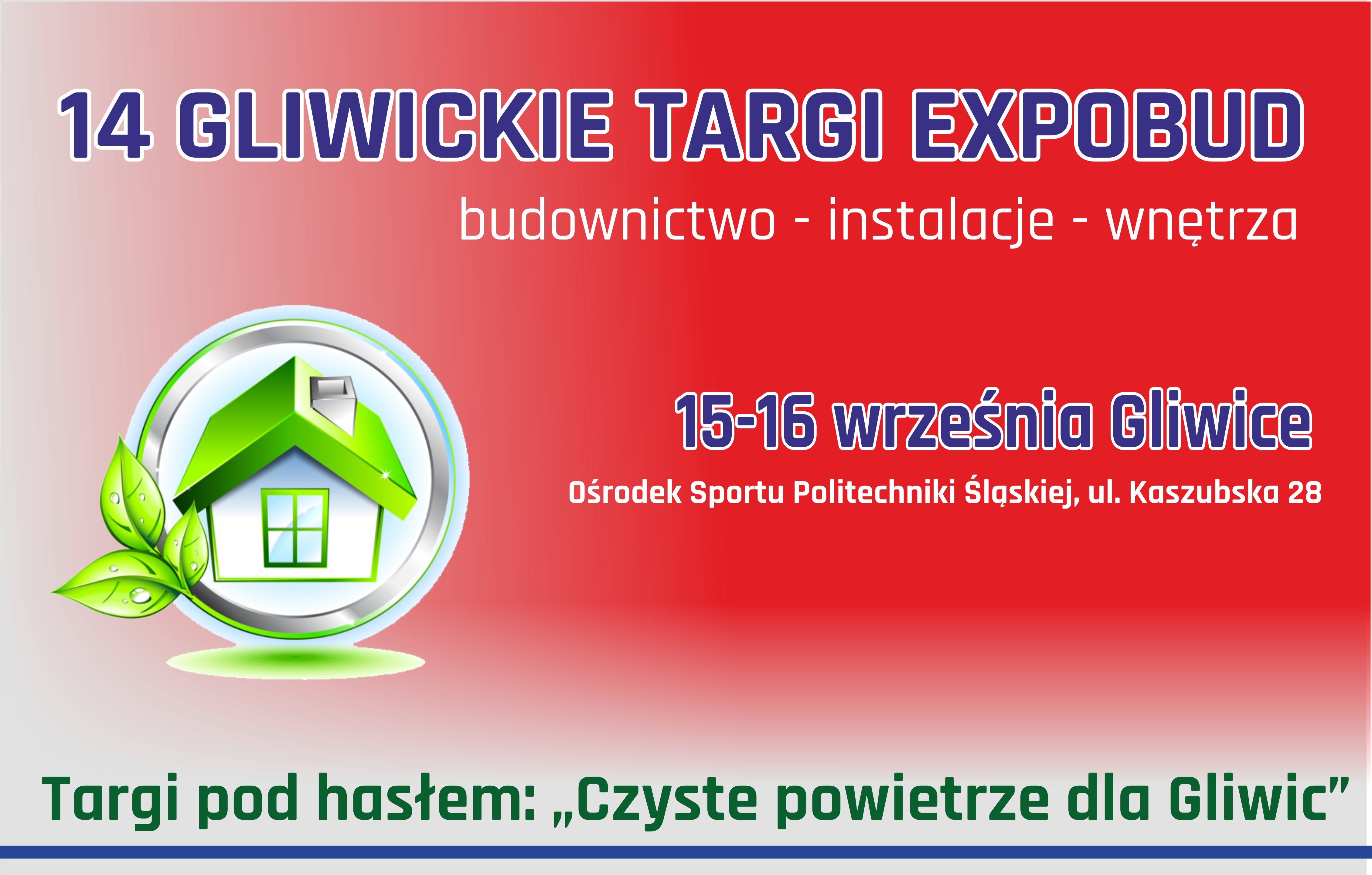 14 Gliwickie Targi  EXPOBUD Promocja-Targi.pl